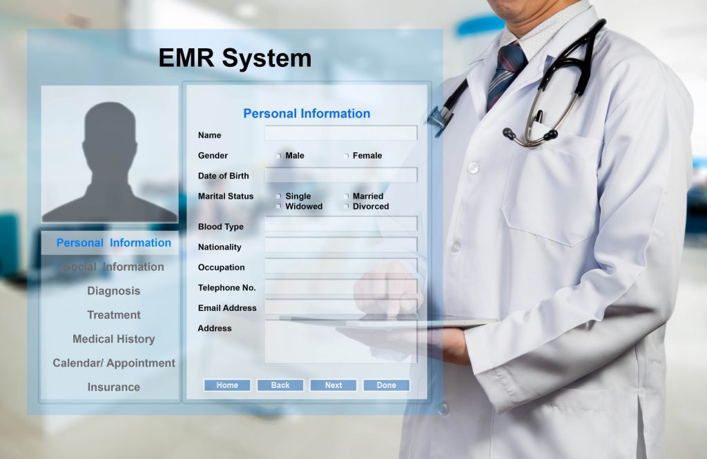 Benefits of EMR to Medical Colleges