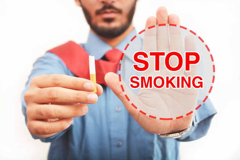 Dealing with the smoking relapse